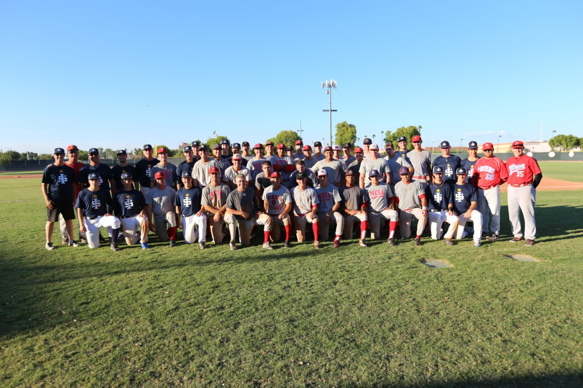 International Stars & Mesa College - 2015 College Showcase Series