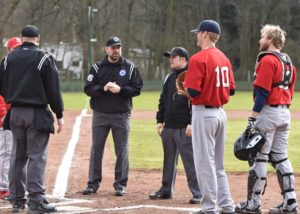 Cologne Cardinals Head Coach Jack Shannon