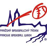 Prague Baseball Week logo
